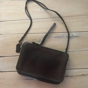 Vintage COACH Convertible Clutch